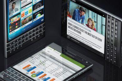 BlackBerry trabaja en alternativas a WhatsApp