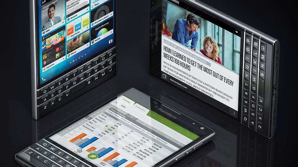 BlackBerry trabaja en alternativas a WhatsApp 31