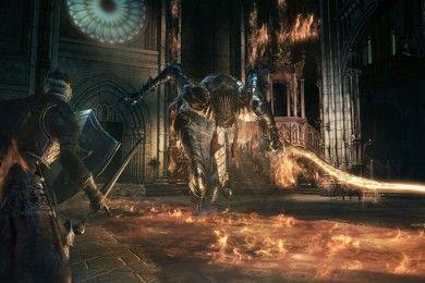 Comparativa gráfica de Dark Souls 3 en PC