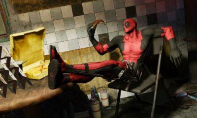 Deadpool, o cómo usar CGI a la perfección 32