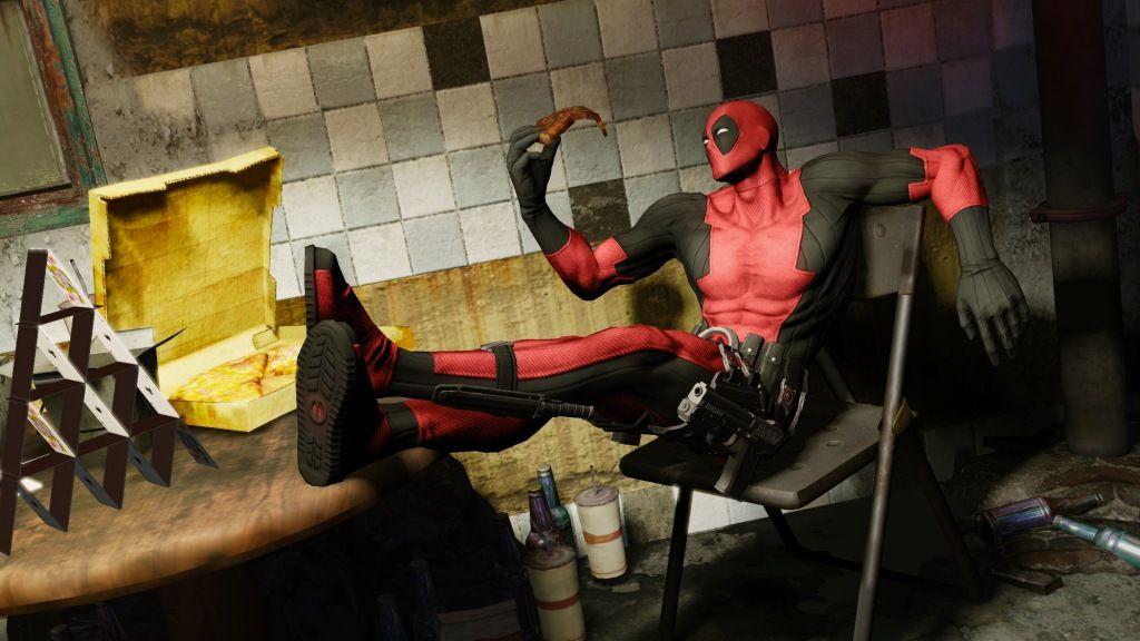 Deadpool, o cómo usar CGI a la perfección 28