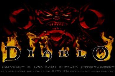 Paga por una copia de Diablo que pirateó, casi 20 años después