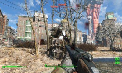 Bethesda no descarta una película de Fallout 63