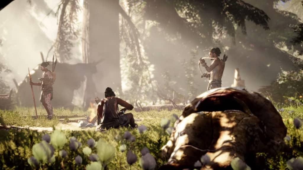 Prueba de rendimiento de Far Cry Primal 30