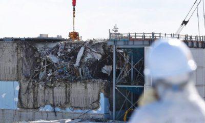 Ni siquiera los robots sobreviven a Fukushima 40