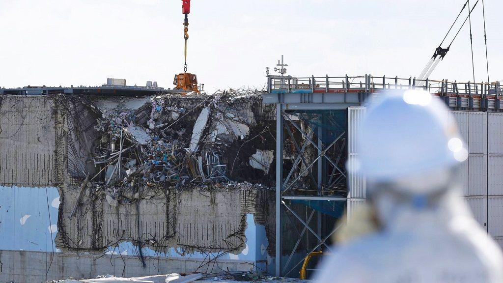 Ni siquiera los robots sobreviven a Fukushima 30