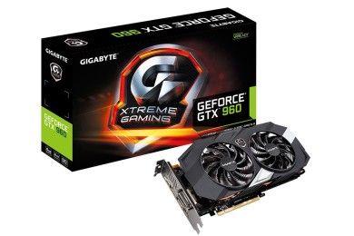 Nueva GTX 960 Xtreme Gaming de GIGABYTE