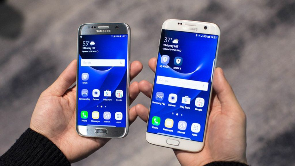 Empiezan los castigos extremos al Galaxy S7 30