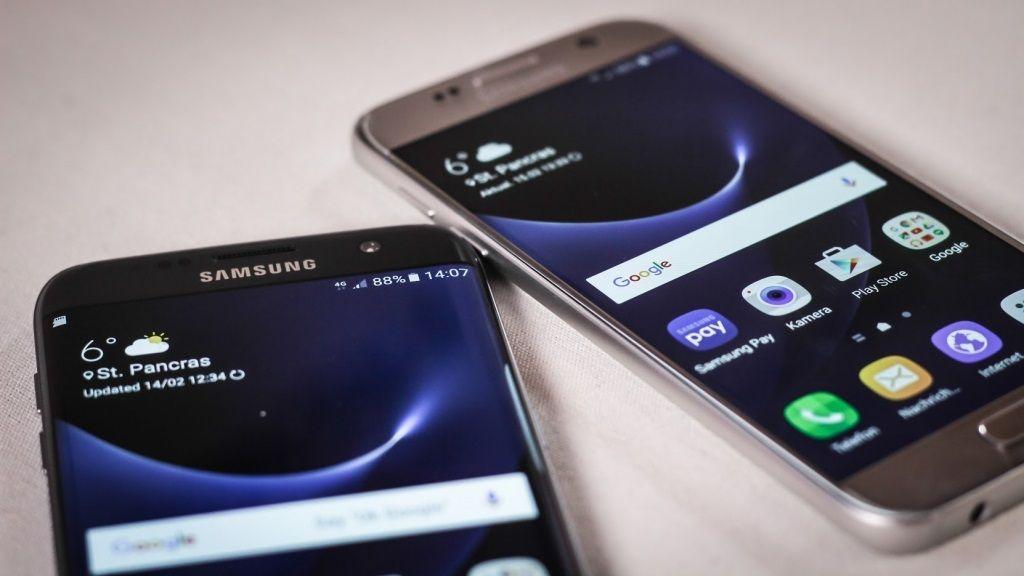 Android y TouchWiz ocupan 8 GB en el Galaxy S7 30