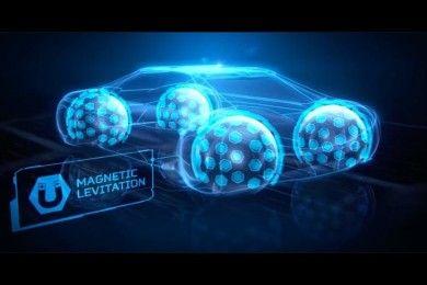 Alucina con los neumáticos Goodyear para coches autónomos