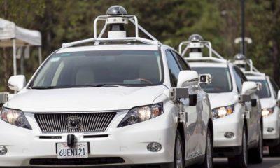 Vídeo del accidente del coche autónomo de Google 57