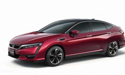 Honda FCX Clarity, nuevo coche de hidrógeno 29