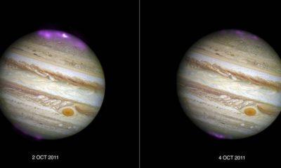 Tormenta solar activa aurora de rayos X en Júpiter 39