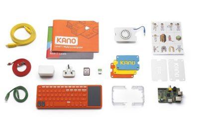 Primer vistazo al Kano Computer Kit 47