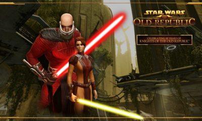 Juego real de Knights of The Old Republic bajo Unreal Engine 4 29
