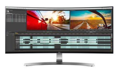 Nuevos monitores 4K de LG 80