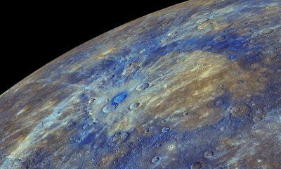 Mercurio es muy oscuro, ¿pero por qué? 51