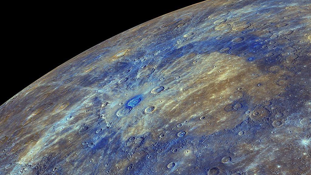 Mercurio es muy oscuro, ¿pero por qué? 29
