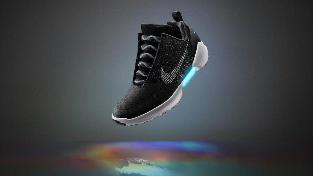 Oral Idealmente por supuesto  Nike HyperAdapt, así son las zapatillas que se ajustan solas - MuyComputer