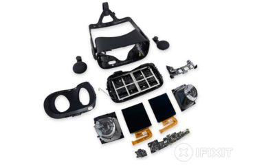 iFixit desmonta el Oculus Rift, es fácil de reparar 104