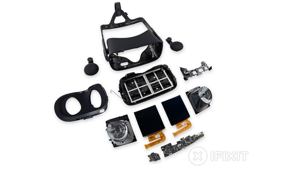 iFixit desmonta el Oculus Rift, es fácil de reparar 33