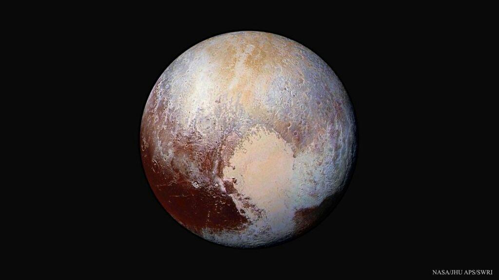 New Horizons cambia nuestras ideas sobre Plutón 29