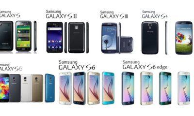 Especial: así ha evolucionado la gama Galaxy S de Samsung 41