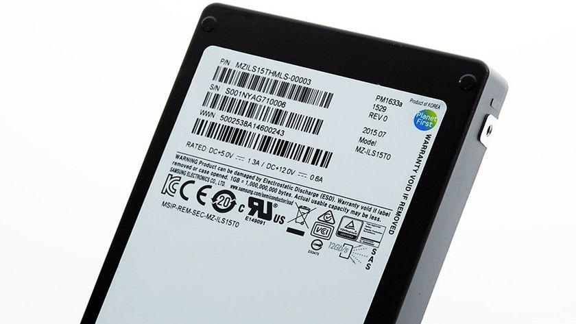 SSD de 15 TB