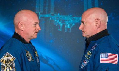 ¿Por qué son más altos los astronautas al volver del espacio? 106