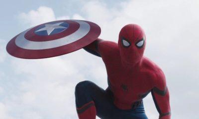 Spider-Man asoma en un nuevo tráiler de Captain America: Civil War 29