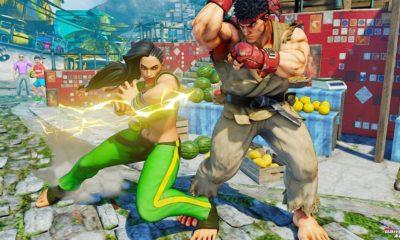 Capcom lanza actualización para Street Fighter V 35