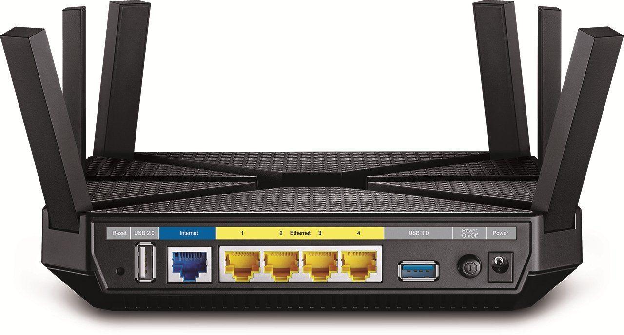 seguridad de un router