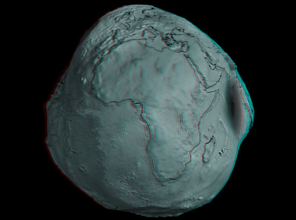 Tierra no redonda