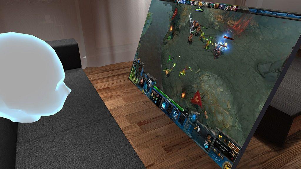 BigScreen, la interfaz de tu PC en realidad virtual 31