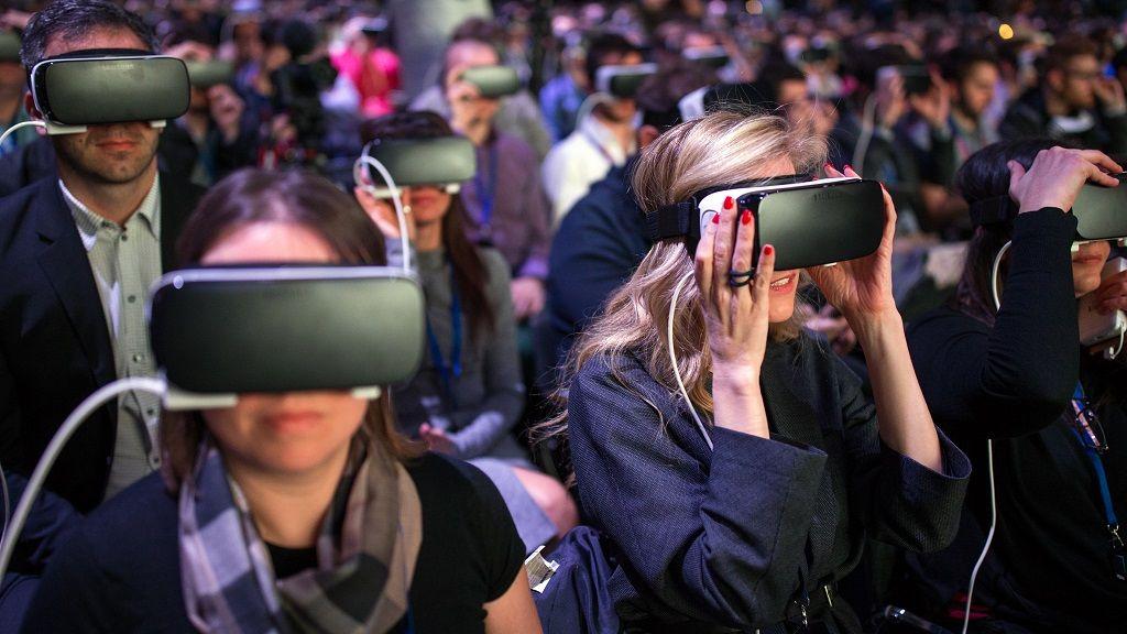 Realidad virtual, ¿la plataforma social más asocial? 31