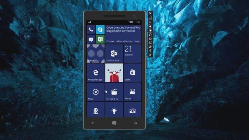 Windows 10 Mobile llega en unos días, dice Vodafone