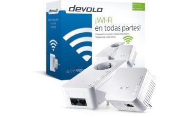 Así es el devolo dLAN 550 WiFi 68
