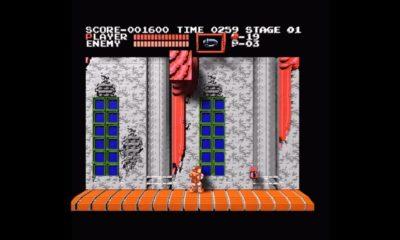 Este emulador da efecto 3D a los juegos de NES 44