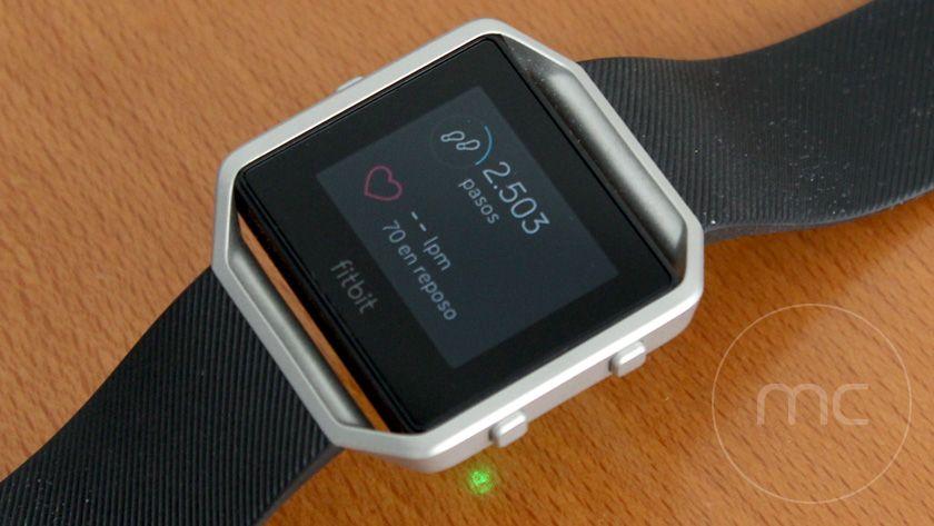 Probamos el smartwatch Fitbit Blaze 29
