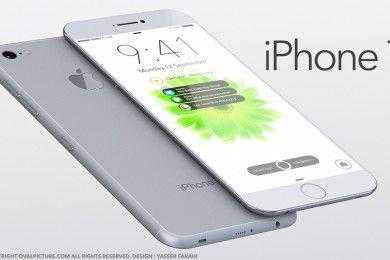 Nueva filtración de la carcasa del iPhone 7