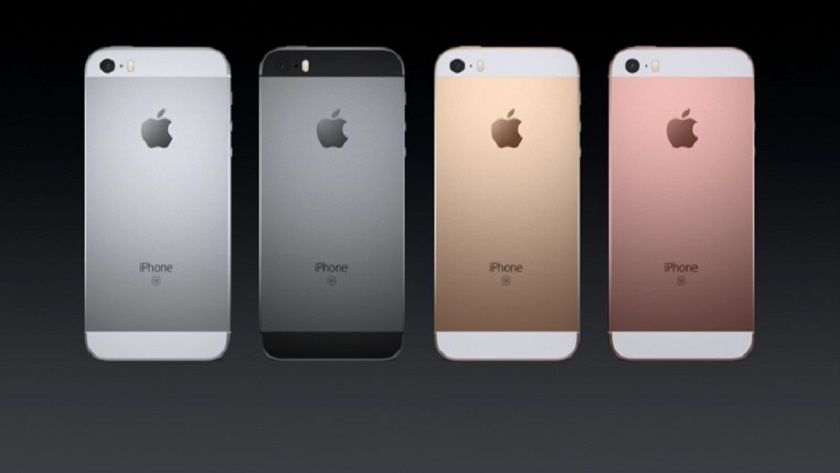iPhone SE, especificaciones y precio 32