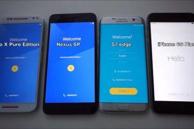 Prueba de uso real, el iPhone 6s Plus gana al Galaxy S7 Edge