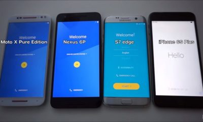 Prueba de uso real, el iPhone 6s Plus gana al Galaxy S7 Edge 33