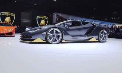 Lamborghini Centenario, un supercoche de ensueño 29