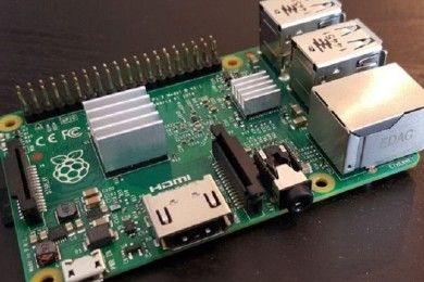 La Raspberry Pi 3 genera mucho calor, pero tiene arreglo