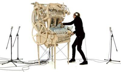 Marble Machine, genialidad musical con canicas 30