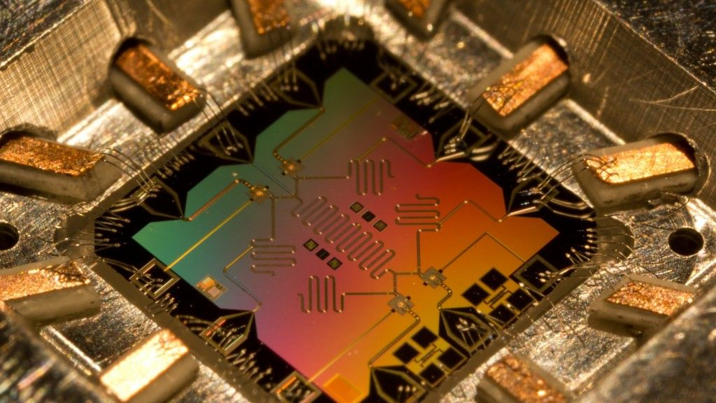 Nuevo ordenador cuántico, ¿un peligro para el cifrado? 31