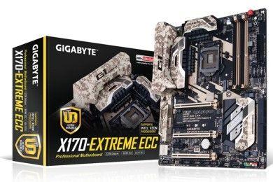 GIGABYTE anuncia la primera placa con Intel Thunderbolt 3 y chipet C236