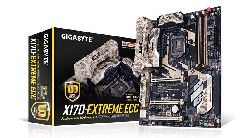 GIGABYTE anuncia la primera placa con Intel Thunderbolt 3 y chipet C236 29