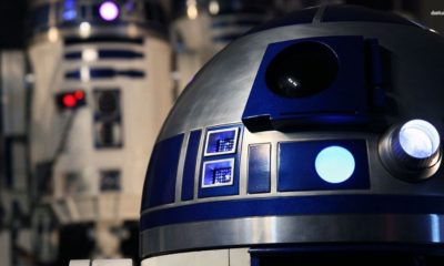 Fallece Tony Dyson, creador de R2-D2 30